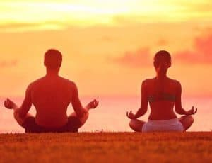 Meditation for solving relationship problems